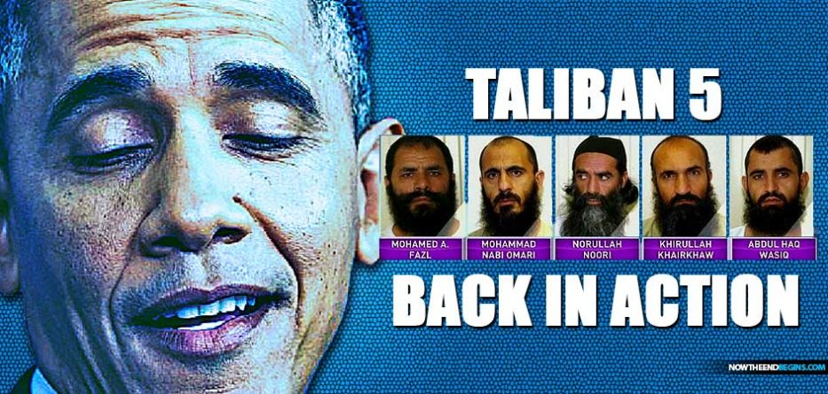 taliban-5-freed-by-obama-for-bowe-bergdahl-rejoin-afghanistan-islamic-terrorists