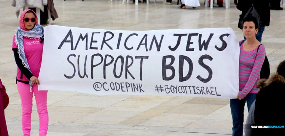 american-jews-support-democratic-socialist-candidates-anti-israel-bds-self-loathing-antisemitism
