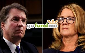 brett-kavanaugh-donates-go-fund-me-charity-christine-blasey-ford-does-not