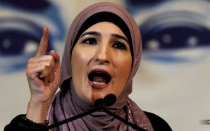 womens-march-linda-sarsour-anti-semitism-hates-jews-supports-louis-farrakhan-liberals