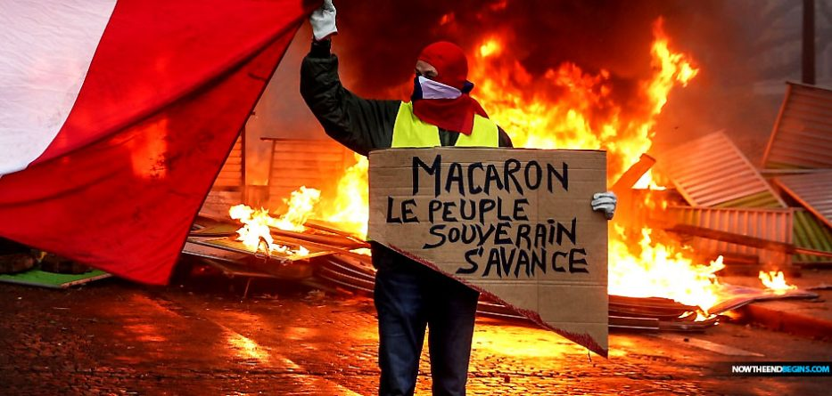 macron-defeated-paris-burning-yellow-vest-protestors-reject-globalism-climate-change-tax