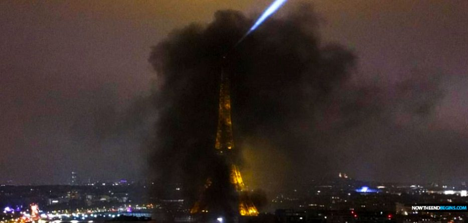 macron-out-yellow-vest-protests-paris-seventh-week-eiffel-tower-engulfed-smoke