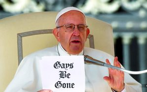 pope-francis-tells-gay-homosexual-priests-to-leave-catholic-church-rome-vatican-666-revelation-17