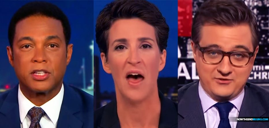 cnn-msnbc-rachel-maddow-don-lemon-misled-public-phony-russian-collusion-story-trump-not-guilty-fake-news
