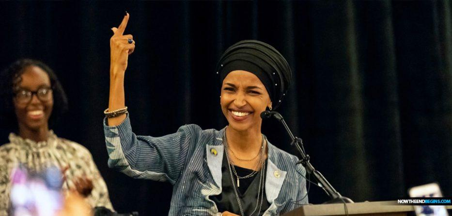 sorry  not sorry  america u0026 39 s first muslim congresswoman