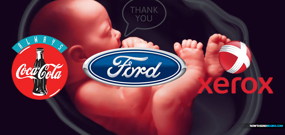 BABY TALK: Coca-Cola, Ford, And Xerox Make Stunning Announcement That They Will No Longer Donate To Planned Parenthood
