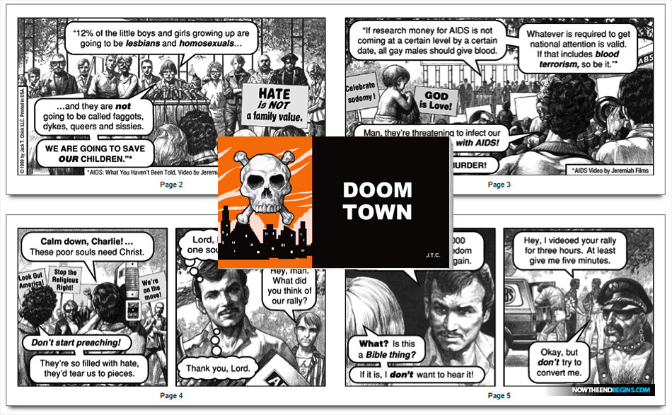 Chick Publications is best known for Chick cartoon tracts. The gospel tracts that people actually like to read! These gospel cartoon tracts are available in over 100 languages and are very popular, with over 900 million sold.