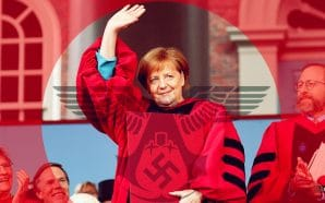 Merkel attacks Trump's unilateral world view in Harvard speech