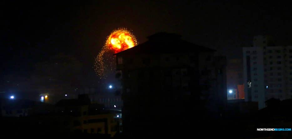 israel-strikes-targets-gaza-strip-after-wave-fire-balloon-attacks