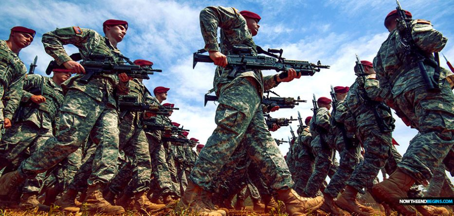 US plan may send up to 10,000 troops to Mideast to counter Iranian threats