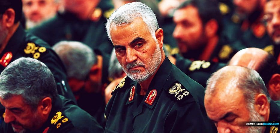 Top Iranian general tells militias to 'prepare for proxy war' — report