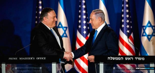 """I am pleased to report that I have provided my determination to Congress that the relevant elements of the Jerusalem Embassy Act of 1995 have been addressed. Accordingly, no further presidential waiver of the funding restriction under the act is necessary,"" US Secretary of State Mike Pompeo said on Wednesday."