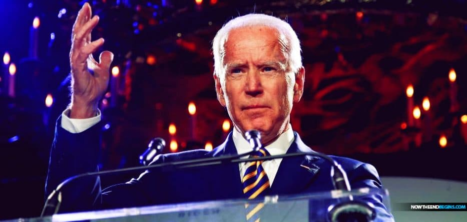 Creepy Joe Biden Declares LGBTQ+ Rights 'Equality Act'His No. 1 Legislative Priority