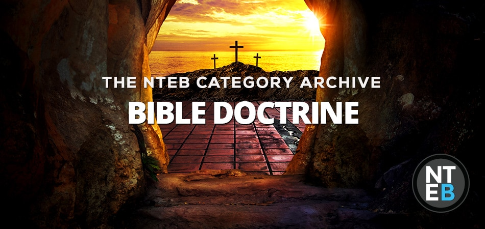 Bible doctrine in order for it to have its true meaning and impact, must be rightly divided and dispensationally correct