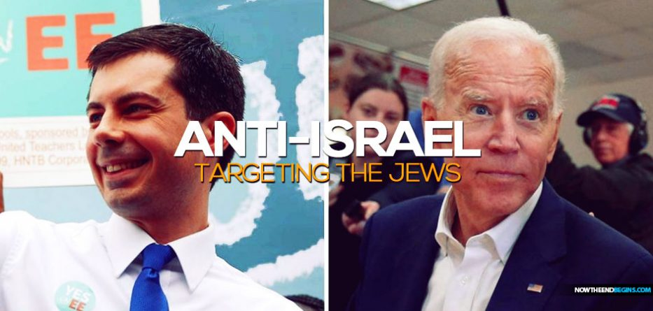Joe Biden, Pete Buttigieg Criticize Israeli 'Occupation'