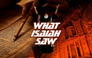 The End Times Prophecies of The Prophet Isaiah