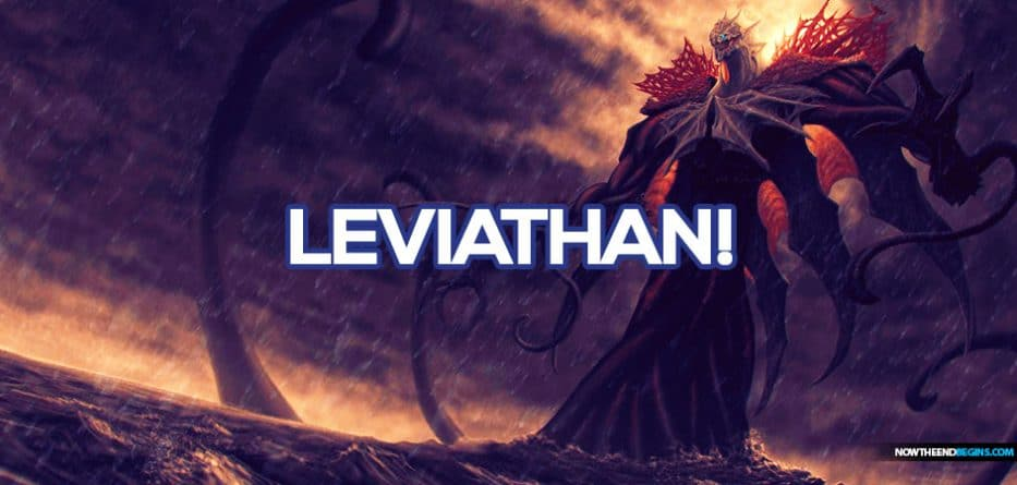 Leviathan In Job 41 Is None Other Than Satan himself.