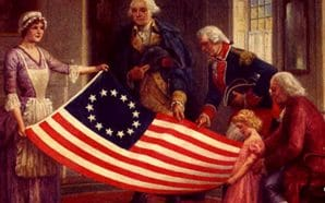 Colin Kaepernick Humiliated As Public Learns Betsy Ross Was Part of Massive Anti-Slavery Group