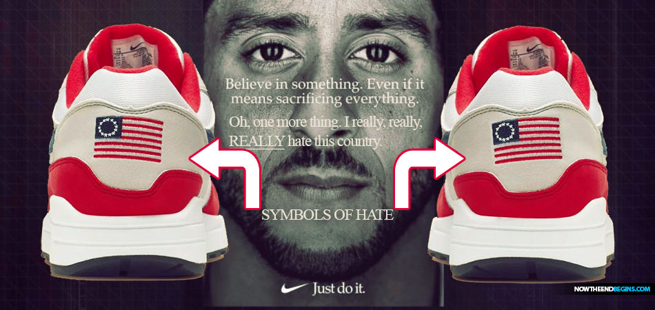 Colin Kaepernick and Nike's Fourth of July sneaker
