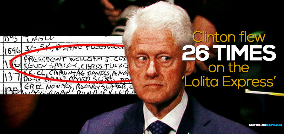 """Virginia Roberts claims Bill Clinton took a romantic jaunt in 2002 to convicted pedophile pal Jeffrey Epstein's """"orgy island""""."""