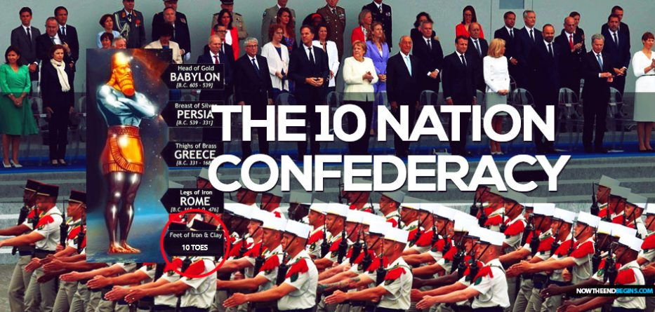 Bastille Day HIghlights The Ten Nation Confederacy