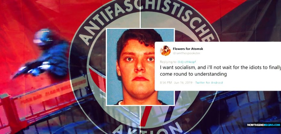 Dayton shooter Connor Betts may be first mass killer for ANITFA