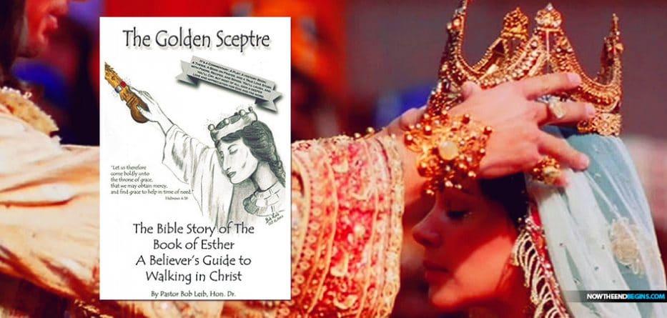 GOLDEN SCEPTRE The Bible Account Of The Courageous Queen