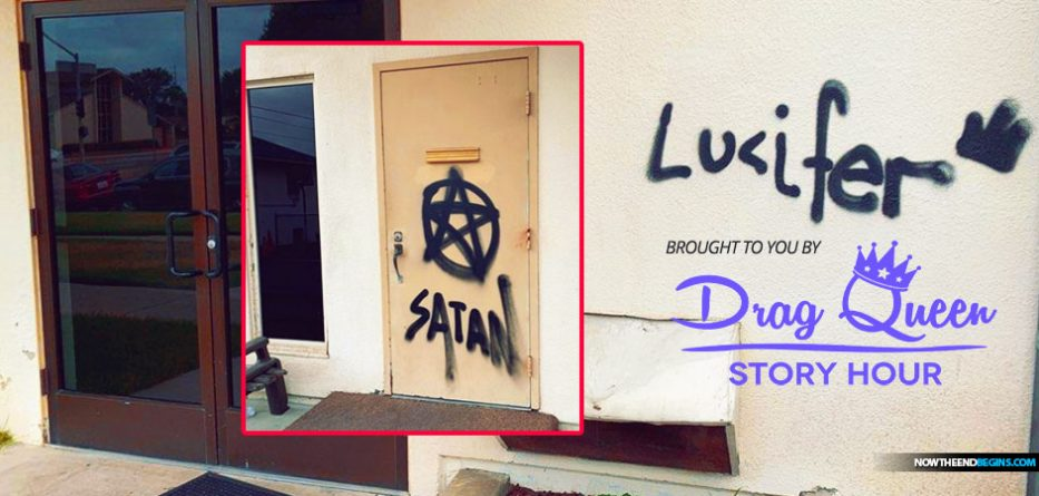 Bay Pentecostal Church of Chula Vista, California, was vandalized on Sept. 7, 2019, reportedly because of the church's open opposition to a drag queen story hour event at a local public library.
