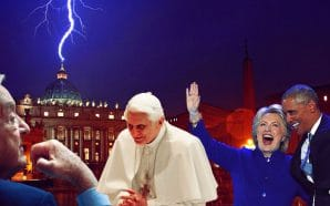'Catholic Revolution' Orchestrated by Obama, Clinton and Soros Put Francis in Power