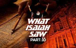 NTEB RADIO BIBLE STUDY: PART 10 OF THE PROPHECIES OF ISAIAH AND THE END TIMES