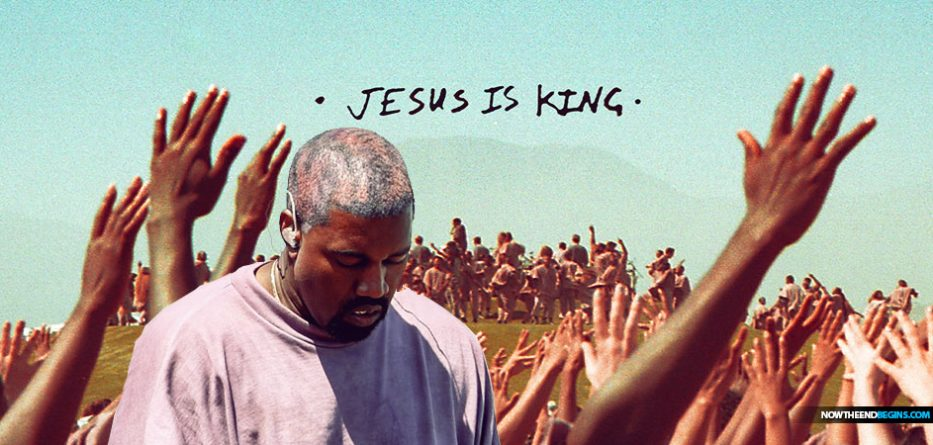 Kanye West reportedly releasing new album Jesus Is King next month