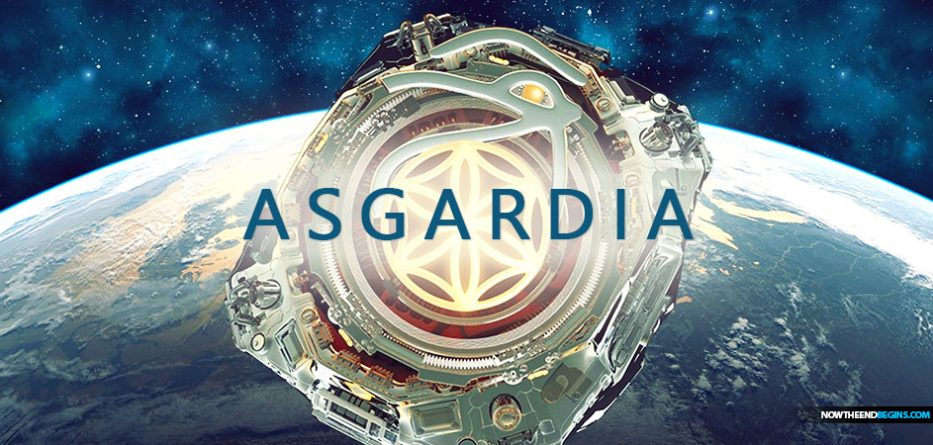 "A RUSSIAN billionaire is ramping up plans to save humanity in Asgardia by creating a floating ""garden of gods"" in the Solar System for 15 million lucky people."