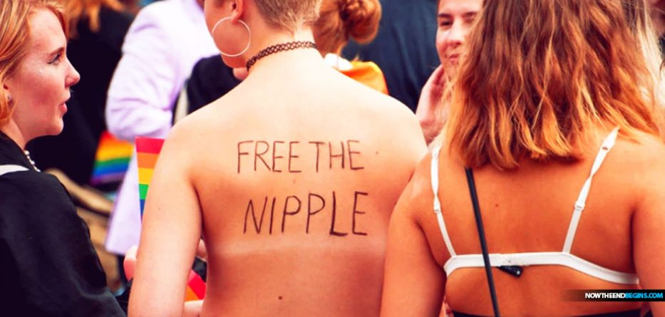 six states now allow women topless free the nipple spiritual darkness end times days of lot 933x445 - Days of Lot {Topless legalization and morality}