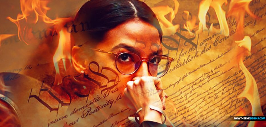 Ocasio-Cortez, who called for President Trump to be impeached prior to her taking office in January, expressed support for Schiff's secret impeachment proceedings in a response to Rep. Alex Mooney (R-WV) on Twitter.
