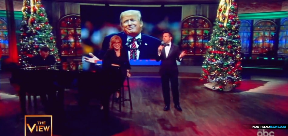 'The View' Changes Worship Song for Jesus into Anti-Trump Ballad