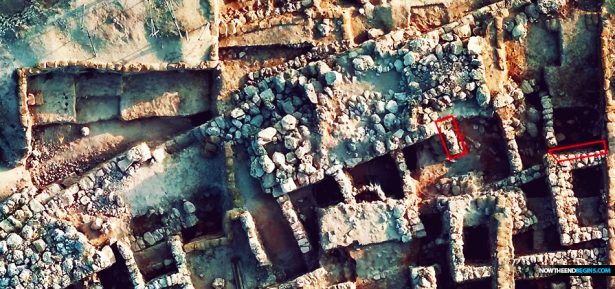 WAS THE CORNER OF GOD'S ALTAR FOUND IN SHILOH, WEST BANK? The discovery, said Dr. Scott Stripling, is consistent with what he expected to find in the fields of the ancient city where the tabernacle for the Ark of the Covenant once stood.
