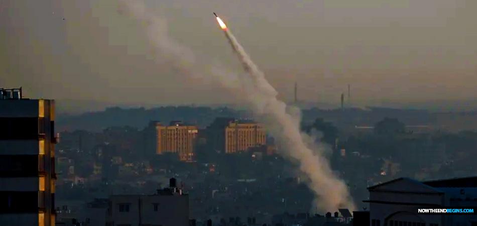 Despite ceasefire, rockets fly over Gaza Strip border communities
