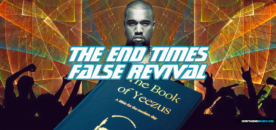 NTEB RADIO BIBLE STUDY: Kanye West And The Beginning Of The End Times False Revival Of The Lukewarm Laodicean Church Of The Last Days