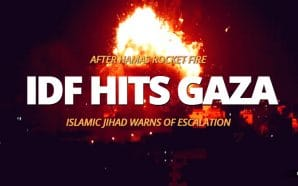 Hamas, Islamic Jihad warn Israel after Gaza Strip strikes