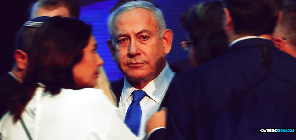 BOMBSHELL: Israel's Attorney General Announced Today That Prime Minister Benjamin Netanyahu Will Stand Trial For Bribery, Fraud And Breach Of Trust