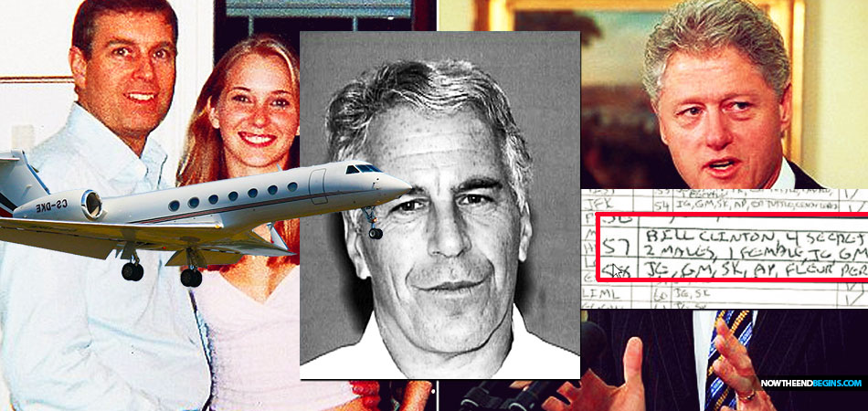 Prince Andrew taken down by Jeffrey Epstein scandal is Bill Clinton next?
