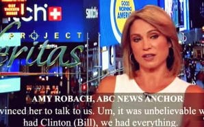O'Keefe Bombshell: ABC Host Says Network Spiked Epstein Story in 2016