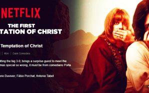 Netflix Releases 'Gay Jesus' Christmas Special