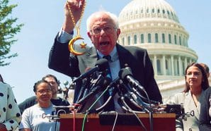 Bernie Sanders Endorses the 'Squad' as Democrats Angle to Keep House Majority