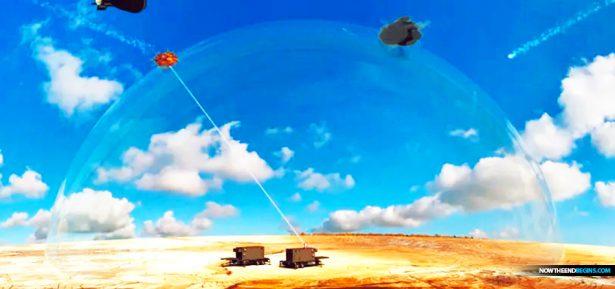 Israel unveils breakthrough laser to intercept missiles, aerial threats