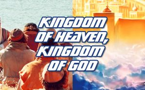 Say goodbye to Peter, say hello to Paul, and let's take a look at the Kingdom of Heaven and the Kingdom of God.
