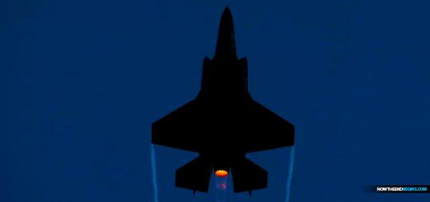 Unidentified aircraft strike Iranian militias in Syria