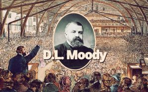 Some day you will read in the papers that D.L. Moody, of East Northfield, is dead. Don't you believe a word of it!