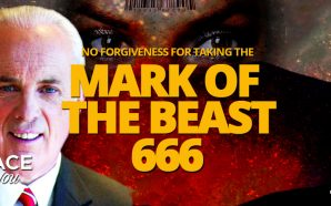 John MacArthur from Grace To You ministries is wrong, do not take the Mark of the Beast, or have anything to do with the image, name or number of the Antichrist.. God will not forgive you for doing it.