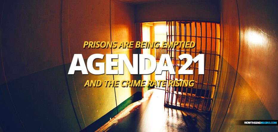 67,000 prisoners to date have been released due to the COVID-19 coronavirus crisis, while churches have struggled to stay open. What is UN Agenda 21?